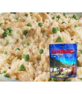Travellunch Aliment instant Chicken Risotto Gluten free 51137