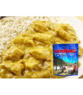 Travellunch Aliment instant Chicken Korma Curry with Rice 50234