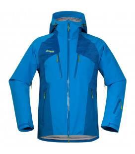 Geaca de ski Bergans Oppdal Insulated - Albastru