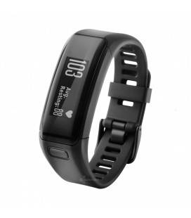 Bratari monitorizare Garmin Vivosmart HR+ black