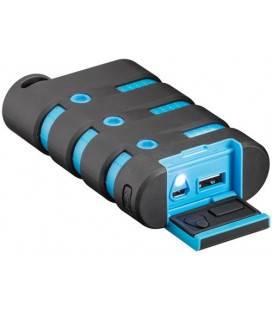 Acumulator portabil powerbank Li-ion 10500mAh de exterior, IP67