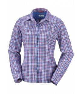 Silver Ridge Plaid LS Shirt