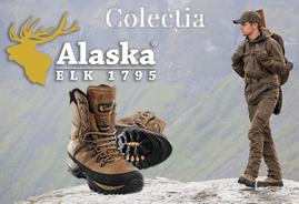 Colectia Alaska ELK 1795 - Lalimitasupravietuirii.ro