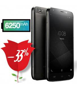 Doogee T6 - 4G, 5.5-inch HD, Quad-Core,2GB RAM 16GB, 13MP, 6250mAh