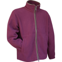 Countryman Fleece Jacket - Burgundy
