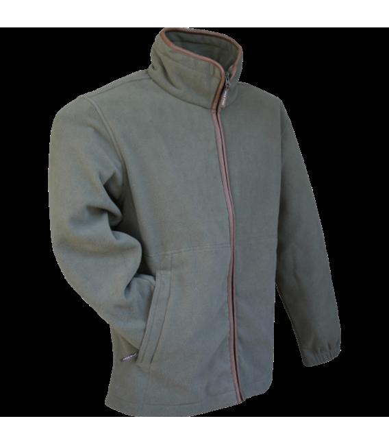 Countryman Fleece Jacket - Light Olive