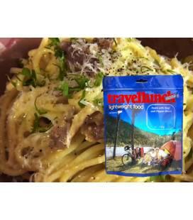 Travellunch Aliment instant Pasta Carbonara 50228 E