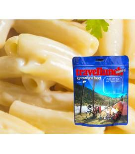 Travellunch Aliment instant Pasta in Cheese Sauce 50127 E vegetarian