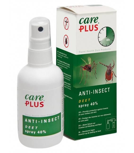 Care Plus Spray Antiinsecte 60ml