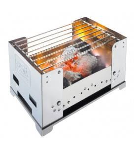Grătar pliabil cu cărbune Esbit BBQ100S