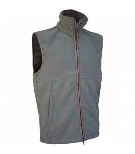 Countryman Fleece Gilet - Light Olive