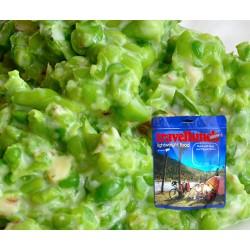 Preparat instant Travellunch Mazăre zdrobită cu șuncă 125g 50142 E