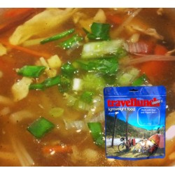 Preparat instant Travellunch Spicy Indonesian Chicken Soup 50269