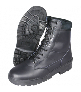 Ghete All-Leather Patrol Mil-Com