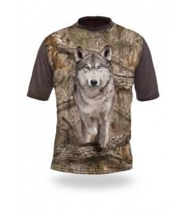 TRICOU WOLF RUNS 3D