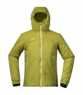 Geaca Bergans Surten Insulated - Lime