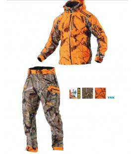 Set Echipament Blaze 3D Pro Safety Camo Suit