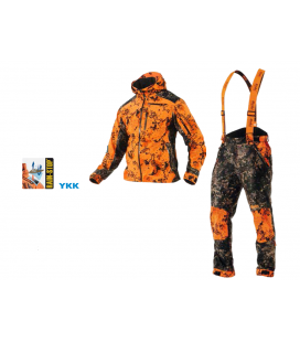Set Echipament Alaska Elk Blind Tech Safety Camo