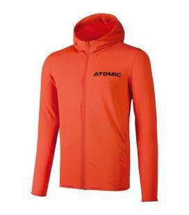 Bluza Atomic Alps Fz Tech Hoodie Red