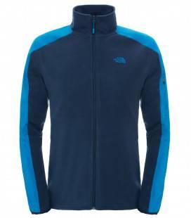 Bluza pentru bărbaţi The North Face M Glacier Delta Full Zip