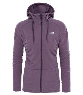 Bluza pentru femei The North Face W Mezzaluna Full Zip Hoodie