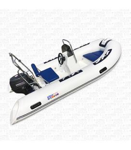 Barca Semi-Rigida RIB360 FRP