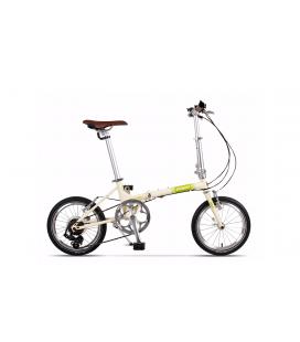 Bicicleta Pegas Teoretic Crem Inghetata