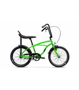 Bicicleta Pegas Strada Mini Verde Neon 2017