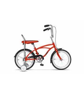 Bicicleta Pegas Mezin 2017 - Rosu Bomboana