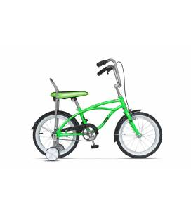 Bicicleta Pegas Mezin 2017 - Verde Neon