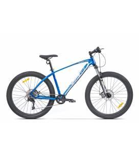 Bicicleta Pegas Drumuri Grele 18.5' -  Albastru