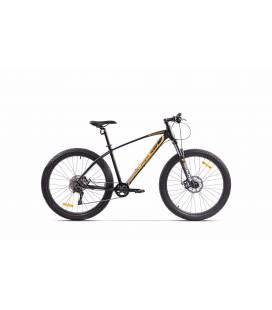 Bicicleta Pegas Drumuri Grele 17' -  Negru