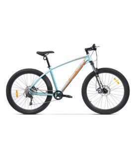 Bicicleta Pegas Drumuri Grele 17' -  Bleu