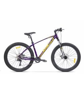 Bicicleta Pegas Drumuri Grele 17' - Mov