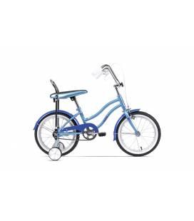 Bicicleta Pegas Mezin 2017 - Bleu Arctic