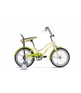 Bicicleta Pegas Mezin 2017 - Crem Inghetata