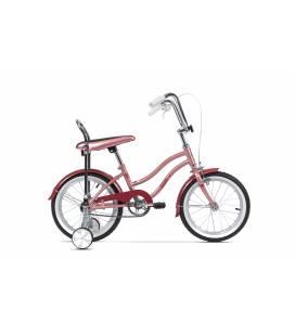 Bicicleta Pegas Mezin 2017 - Roz Piersica