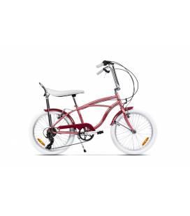 Bicicleta Pegas Strada Mini Roz Piersica