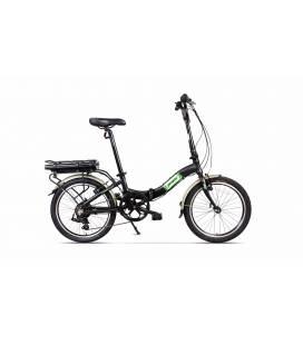Bicicleta Pegas Camping Dinamic E-Bike Negru Stelar