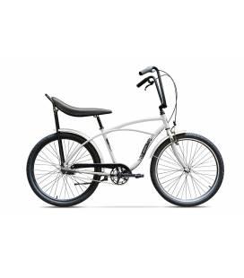 Bicicleta Pegas Strada 1 - Alb Perlat
