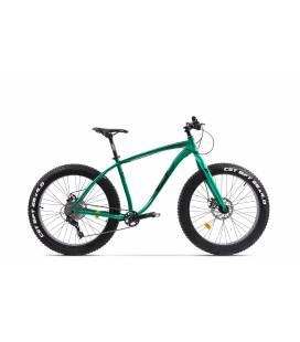Bicicleta Pegas Suprem FX 19' Verde Smarald