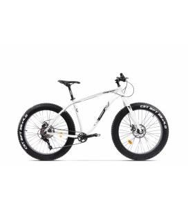 Bicicleta Pegas Suprem FX 19' Alb Perlat