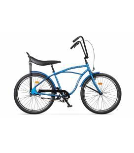 Bicicleta Pegas Strada 1 Albastru Franghii