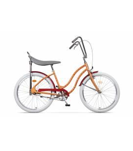 Bicicleta Pegas Strada 2 Piersica Pisici