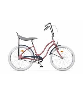 Bicicleta Pegas Strada 2 Roz Caini