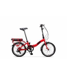 Bicicleta Pegas Camping Dinamic E-Bike Rosu