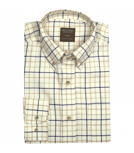 Camasa Country Man Jack Pyke Navy Check