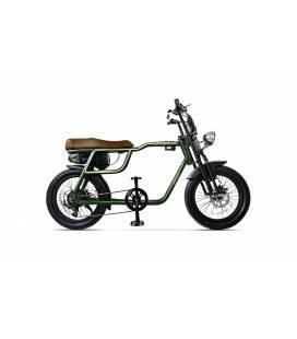 Bicicleta Pegas Partizan E-Bike Verde Mineral