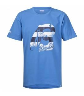 Tricou Bergans Forest - Albastru