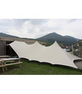 Flex 32 Event Tent Dublu